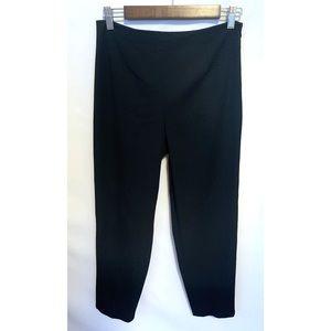 Talbots women's size 8 petite black trousers